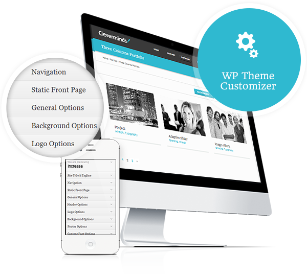WP Theme Customizer