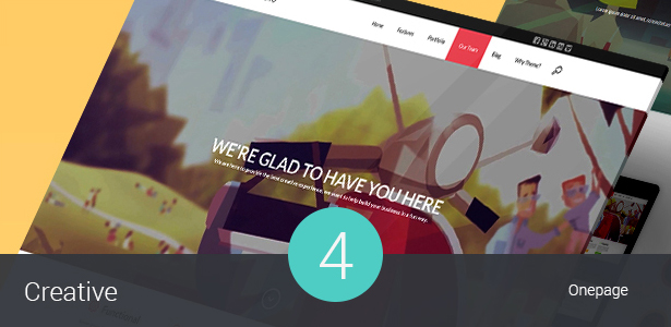 GoodDay - Multi-Purpose Responsive WordPress Theme