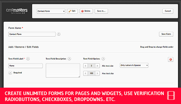 Form Builder 1.2