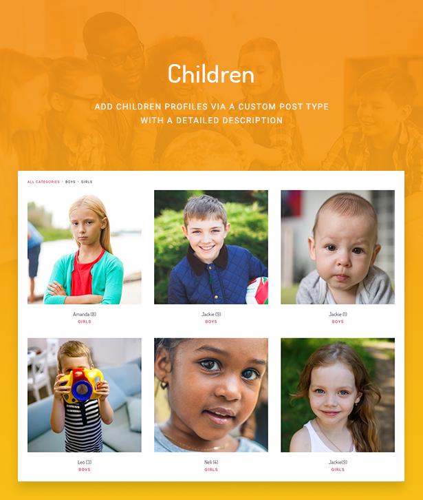 children charity