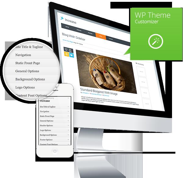 WP Theme Customizer