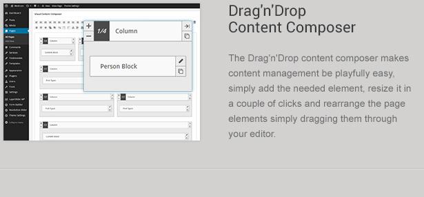 Visual Content Editor
