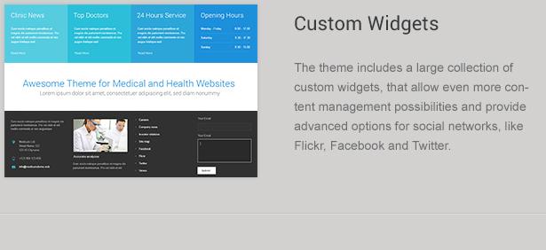 Custom Widgets