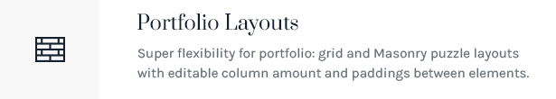 portfolio theme