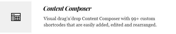 editorial WordPress theme