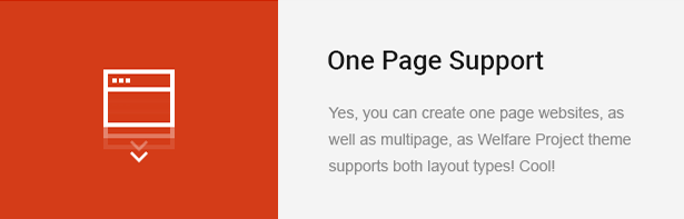 ONG WordPress Theme